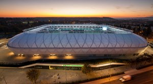 Impozáns lett az új Haladás-stadion