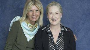 Meryl Streep pincére volt Návai Anikó