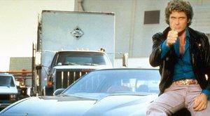 Knight Rider:Hasselhoff sztrájkolt a kolléganőjéért