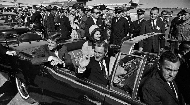 54 év utánmegoldódhat a Kennedy-rejtély