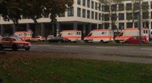 Késes támadás volt Münchenben, több sérült