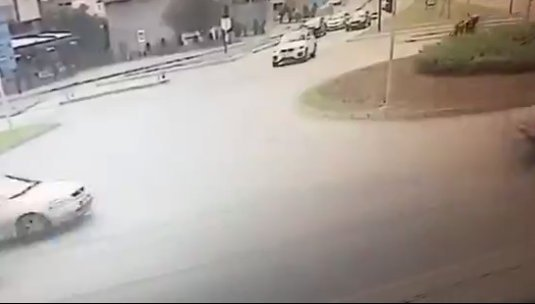 Ez a BMW-s vagy színtévesztő, vagy teljesen hülye – videó