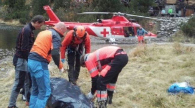 Lezuhant és meghalt a magyar túrázó a Tátrában