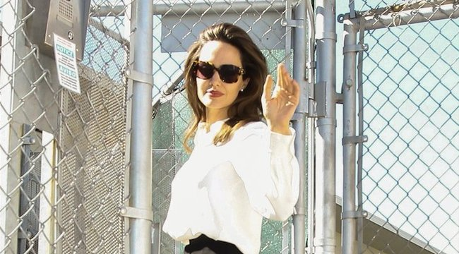 Aggódnak Angelina Jolie-ért