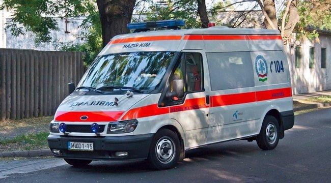 Egy ember meghalt, hárman kórházba kerültek szén-monoxid-mérgezés miatt Pesterzsébeten