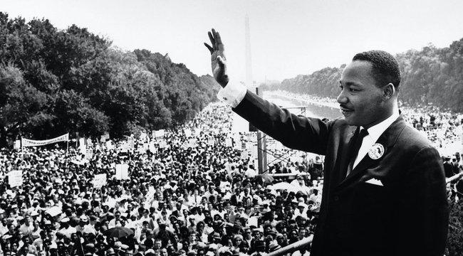 Szexorgiákkal, eltitkolt gyerekkel vádoljákMartin Luther Kinget