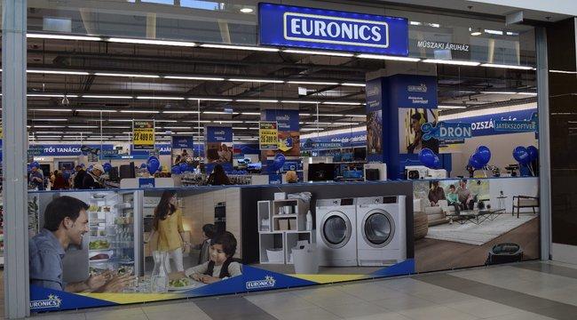 Már közel 69 üzletében várja vásárlóit az Euronics (x)