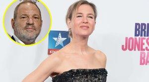 Weinstein-botrány: Renée Zellweger szereposztó ágyon jutott munkához?