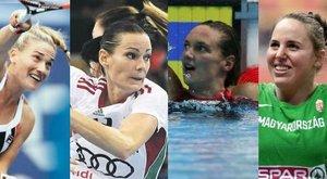 Közülük kerül ki idén az Év női sportolója - íme a jelöltek listája!