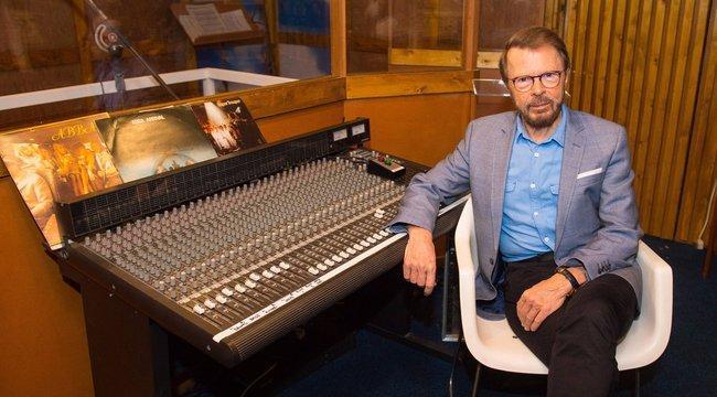 Elalszik az Eurovízión az ABBA alapítója