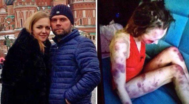 Büszkén filmezte le barátainak, ahogy órákon át veri a feleségét, a nő meghalt