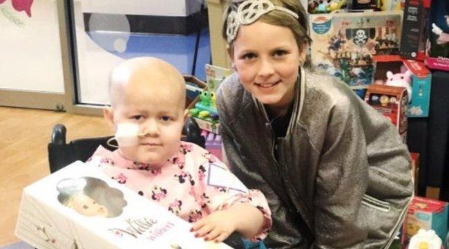 10 éves leukémiás kislány: 10 ezer ajándékkal varázsolja boldoggá a sorstársai karácsonyát