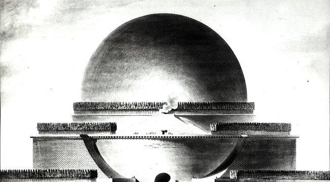 Kötetbe gyűjtötték a legdurvább építészeti terveket