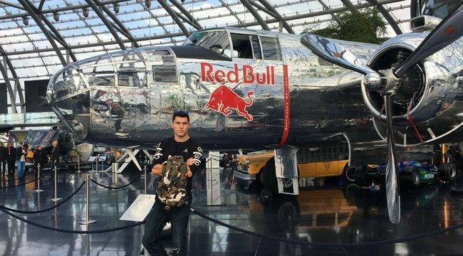 Red Bull-fiú lesz a kajakos Tótka is?
