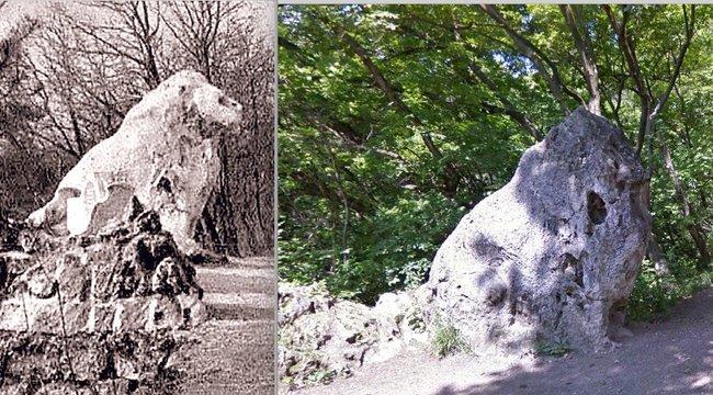 Tudta? Az Oroszlánkő valamikor tényleg egy oroszlán volt