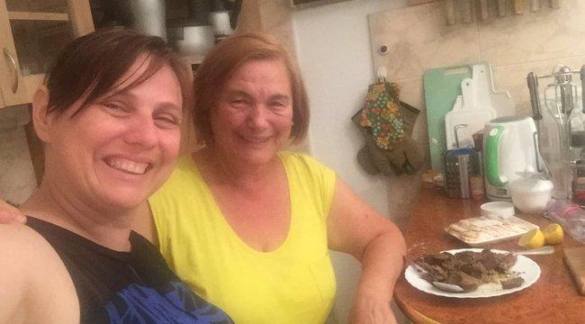 A konyhában is verhetetlenek a Polgár lányok