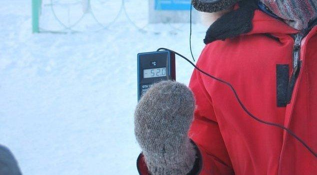 Mínusz 56 fok a napi középhőmérséklet Oroszország 21 régiójában: 1500 iskola zárt be