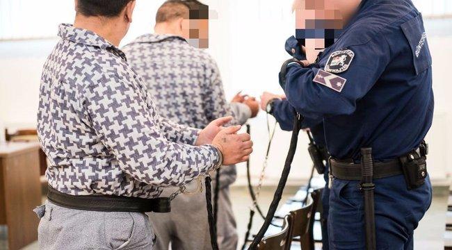 Ítélet születhet a kolumbiai lányt megerőszakoló F. László és bűntársai ügyében