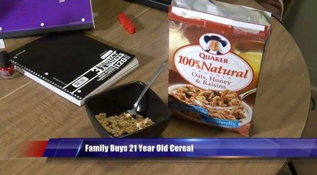 Nincs annyi idős gyereke, mint ahány éve lejárt terméket evett