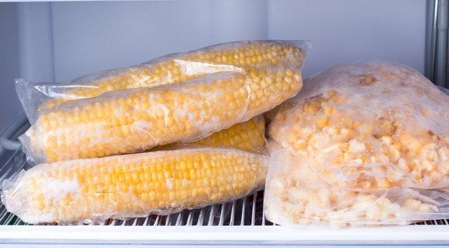 Fagyasztott kukorica oltott ki életeket