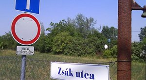 Top7legviccesebb hazai utcanév