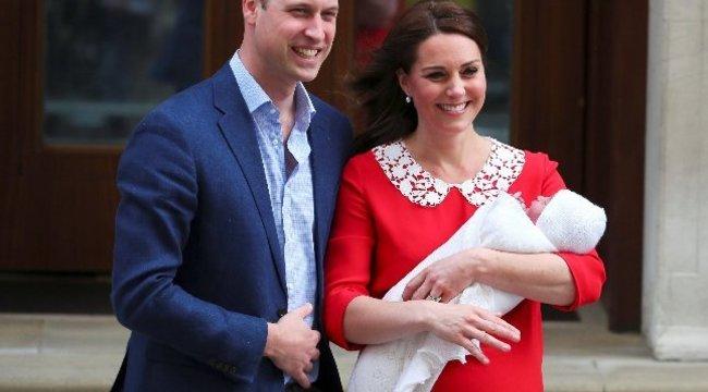 A nap kérdése: Milyen színű lesz a legkisebb királyi baba haja?