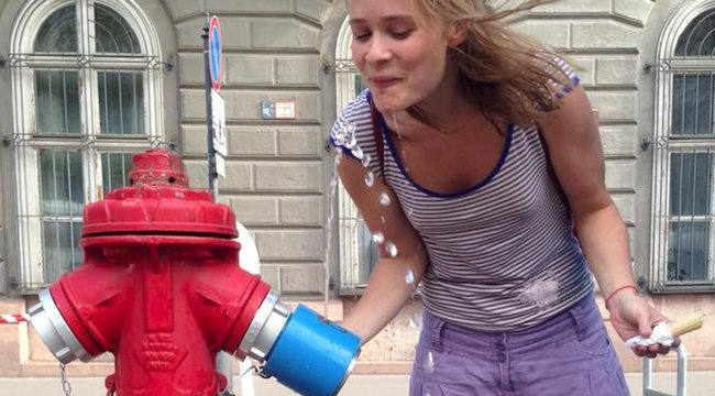 Magyar találmány: ihatunk a tűzcsapból