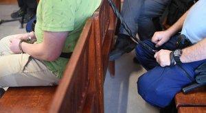 Végzetes hiba volt - mondta a bíróságon Tibor, aki35 késszúrással kivégezte barátnőjét