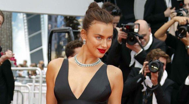 Cannes: Mindenkit levett a lábáról Irina Sejk