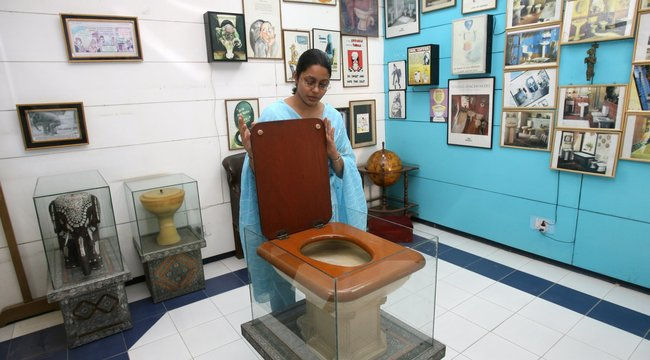 A világ legfurcsább múzeumai – Hallott már a toalett múzeumról?