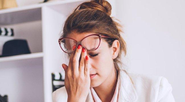 Több fázisban támad a migrén