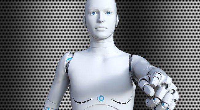 Ilyen lesz a jövő: Okos robotok dolgoznak majd helyettünk