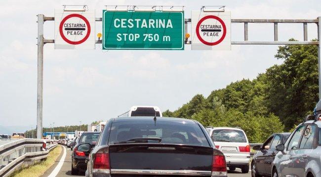 Jövő héttől drágul a horvát sztráda - így is megéri kocsival nyaralni