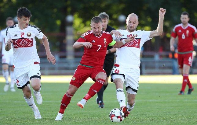 Gulácsi, köszönjük! Fehéroroszország - Magyarország 1-1 ...