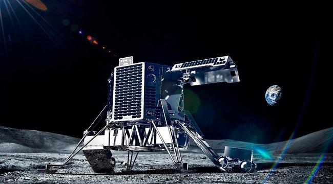 Nem sci-fi: tablettel vezethető az új holdjáró