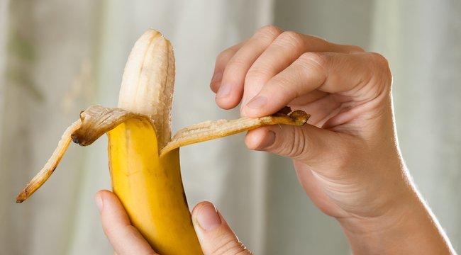 Tuti tipp: Banánhéjjal fényesítse étkészletét!