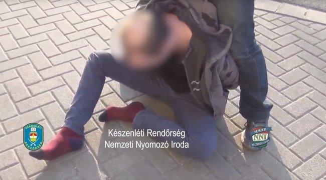 11 éves kislányt csalt az erdőbe a pedofil