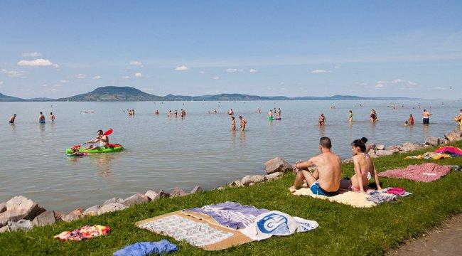 Hazai vízparton nyaralnak idén a magyarok