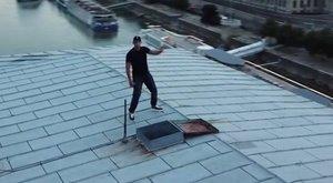 A Lánchíd tetején táncolt Will Smith hajnalban