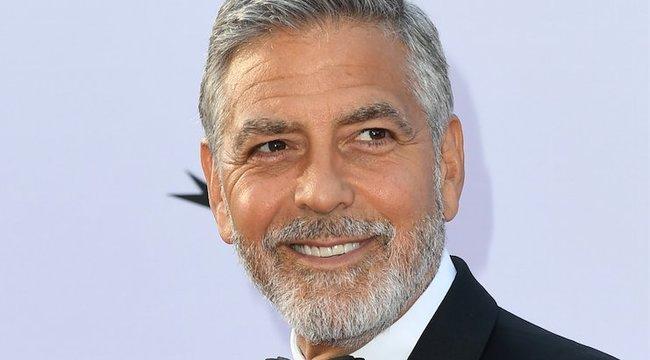 George Clooney a legjobban kereső színész a világon
