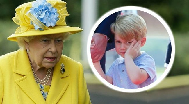 II. Erzsébet megfoszthat minket György herceg cuki fotóitól