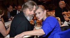 Megható: így reagált Leia visszatérésére Mark Hamill