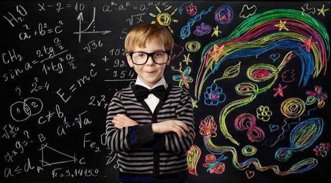 Fejrúgás kell ahhoz, hogy matekzsenik legyünk? – Városi legenda