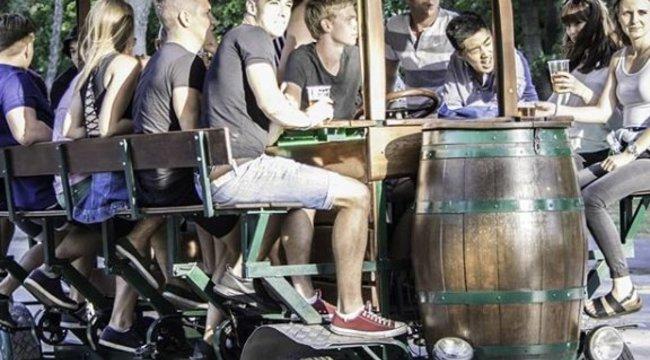 Újabb kiadós pofon száll a beerbike-nak