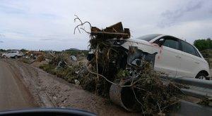 Halálos áradás pusztít Mallorcán