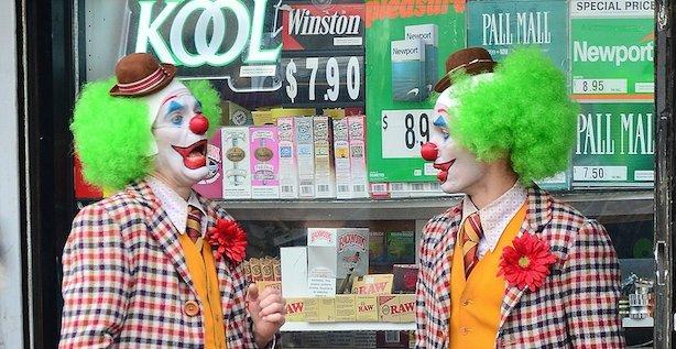 Így néz ki Joaquin Phoenix Jokere