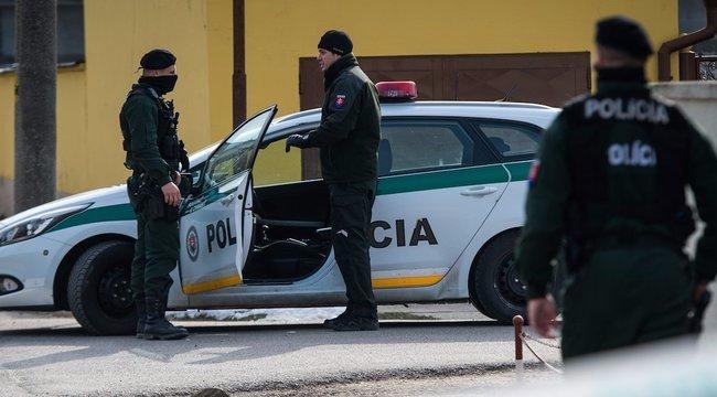 Öngyilkos lett a szovák újságíró-gyilkosság miatt őrizetbe vett férfi