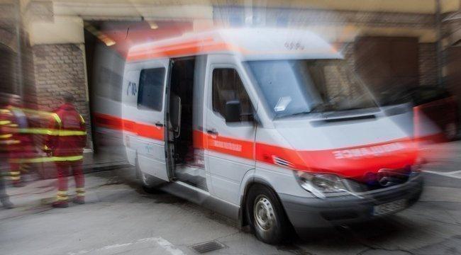 Megharaptak egy mentőápolótMosonmagyaróváron