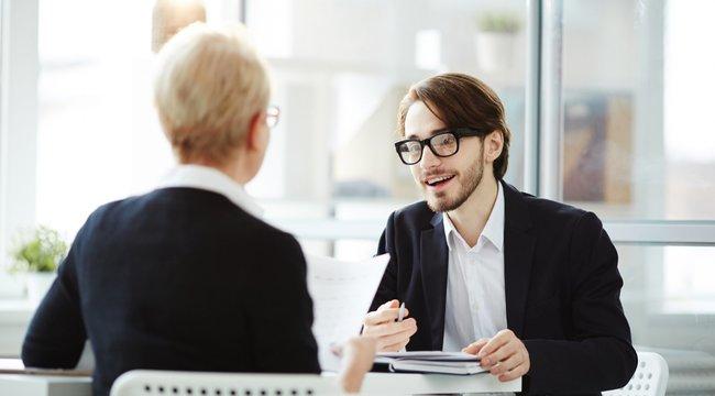 Nincs értelme hazudozni az állásinterjún