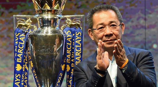 """""""Teljesen kikészültem, kis híján szívrohamot kaptam"""" -Egész Leicester a focitulajt gyászolja"""